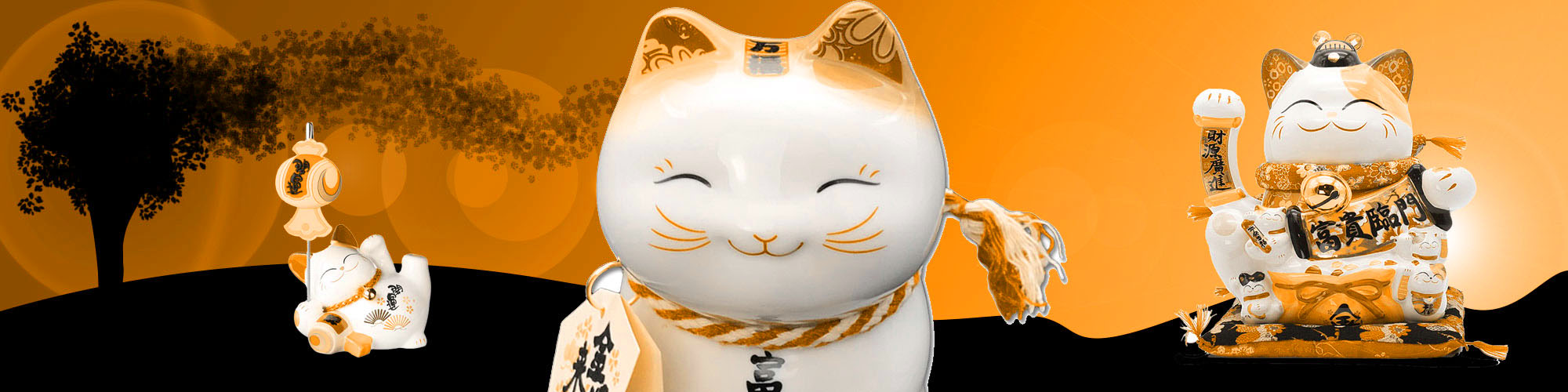 Adoptes ton chat porte-bonheur